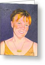 Jill Hammond Greeting Card