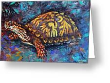 Joe Turtle Greeting Card