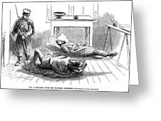 John Browns Raid, 1859 Greeting Card