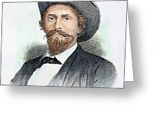 John H. Morgan (1825-1864) Greeting Card