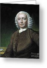 John Harrison (1693-1776) Greeting Card