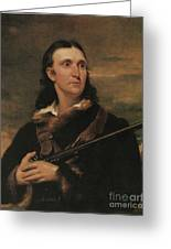 John James Audubon, French-american Greeting Card