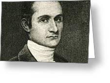 John Jay, American Founding Father Greeting Card by Photo Researchers