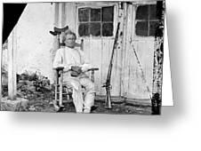John L. Burns (1793-1872) Greeting Card