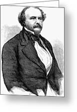 John Van Buren (1810-1866) Greeting Card