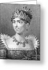 Josephine De Beauharnais Greeting Card