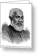 Josiah Henson (1789-1883) Greeting Card