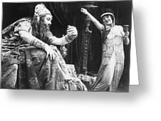 Judith Of Bethulia 1913-14 Greeting Card by Granger