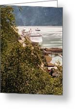 Juneau Alaska Greeting Card