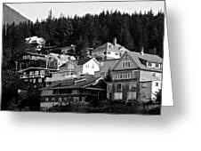 Juneau Homes Greeting Card