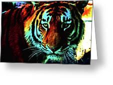 Jungle Cat Greeting Card