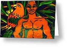 Jungle Pals Greeting Card