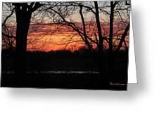 Just A Little Bit Higher -- Sunrise Greeting Card