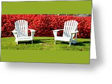 Just Relax Greeting Card