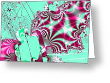 Kabuki Greeting Card by Wingsdomain Art and Photography