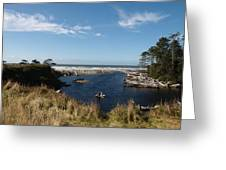 Kalaloch Greeting Card