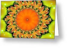 Kaleidoscope IIi Greeting Card