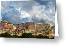 Kanab Utah Greeting Card
