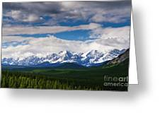 Kananaskis Greeting Card