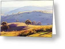 Kanimbla Valley Greeting Card
