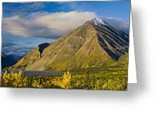 Kathleen Lake, Kluane National Park Greeting Card