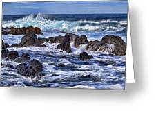 Kauai Beach 3 Greeting Card
