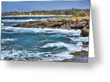 Kauai Beach Greeting Card