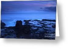 Kauai Twilight Greeting Card