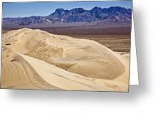 Kelso Sand Dunes 2 Greeting Card