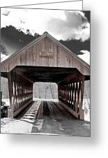 Keniston Bridge Greeting Card