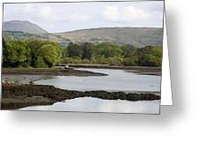 Kenmare Bay I Greeting Card