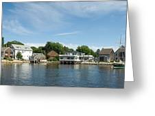 Kennebunkport Maine Greeting Card