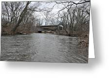 Kennedy Bridge Over French Creek Greeting Card