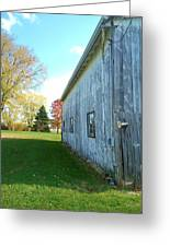 Kentucky Barn  Greeting Card
