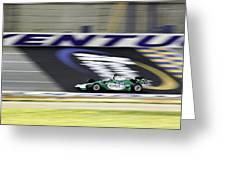 Kentucky Speedway Irl Greeting Card