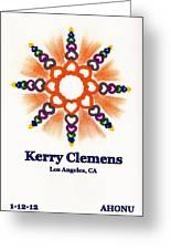 Kerry Clemens Greeting Card