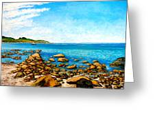 Kettle Cove Greeting Card
