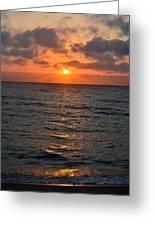 Key West Sunrise Greeting Card