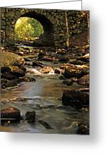 Keystone Arch Bridge Greeting Card