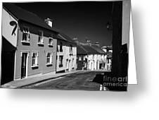 Killala Irish Village County Mayo Ireland Greeting Card