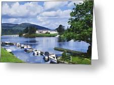 Killaloe, County Clare, Ireland Greeting Card
