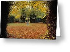 Killruddery House And Gardens, Bray, Co Greeting Card