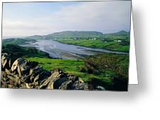 Killybegs, Co Donegal, Ireland Stone Greeting Card