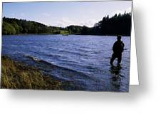 Killykeen Forest Park, Co Cavan Greeting Card