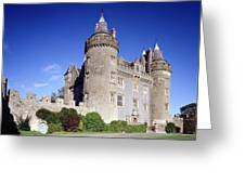 Killyleagh Castle, Co. Down, Ireland Greeting Card