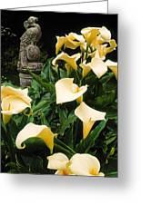 Kilmokea Country House And Gardens, Co Greeting Card