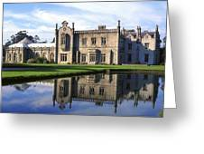 Kilruddery House And Gardens, Co Greeting Card