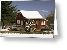 Kimberton Mill Greeting Card