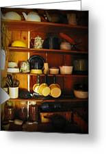 Kitchen Ware For Sale Greeting Card