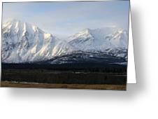 Kluane National Park, Yukon Greeting Card